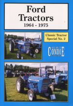 FORD TRACTORS 1964-1975