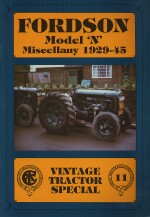 FORDSON MODEL N MISCELLANY 1929-45