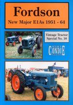 FORDSON NEW MAJOR E1AS 1951-64