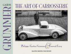 GASTON GRUMMER: THE ART OF CARROSSERIE
