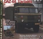 GAZ 66 VARIANTS IN DETAIL