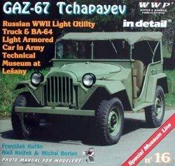 GAZ 67 TCHAPAYEV IN DETAIL