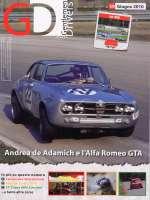 GD GENTLEMEN DRIVERS N. 59 + DVD (GIUGNO 2010)