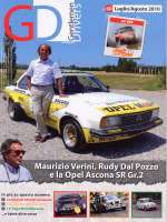 GD GENTLEMEN DRIVERS N. 60 + DVD (LUGLIO/AGOSTO 2010)
