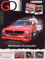 GD GENTLEMEN DRIVERS N. 62 + DVD (OTTOBRE 2010)