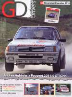 GD GENTLEMEN DRIVERS N. 63 + DVD (NOVEMBRE/DICEMBRE 2010)