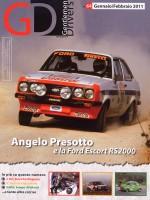 GD GENTLEMEN DRIVERS N. 64 + DVD (GENNAIO/FEBBRAIO 2011)