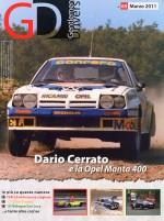 GD GENTLEMEN DRIVERS N. 65 + DVD (MARZO 2011)