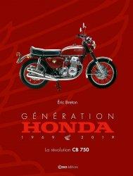 GENERATION HONDA 1969 - 2019: LA REVOLUTION CB 750