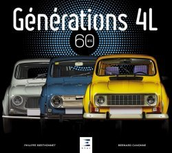 GENERATIONS 4L 60 ANS - TOME 2