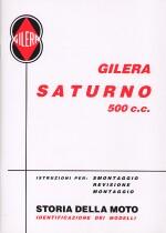 GILERA SATURNO 500 C.C.