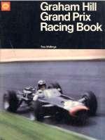 GRAHAM HILL GRAND PRIX RACING BOOK