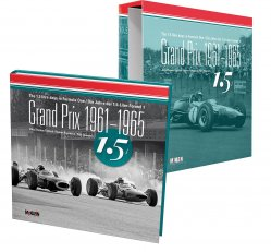 GRAND PRIX 1961-1965 - THE 1.5 LITRE DAYS IN FORMULA ONE