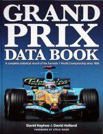 GRAND PRIX DATA BOOK