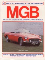 GUIDE TO PURCHASE & DIY RESTORATION OF THE MGB