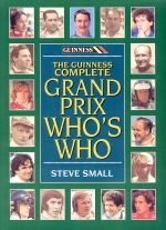 GUINNES COMPLETE GRAND PRIX WHO'S WHO, THE