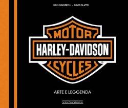 HARLEY DAVIDSON MOTORCYCLES ARTE E LEGGENDA