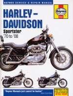 HARLEY DAVIDSON SPORTSTER '70 TO '08 (2534)