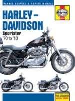 HARLEY DAVIDSON SPORTSTER '70 TO '10 (2534)