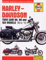 HARLEY DAVIDSON TWIN CAM 88 96 & 103 MODELS (2478)