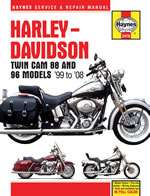 HARLEY-DAVIDSON TWIN CAM 88 & 96 MODELS (99 - 08) (2478)