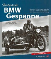 HISTORISCHE BMW GESPANNE