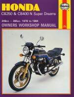 HONDA CB250 & CB400 N SUPER DREAMS (0540)