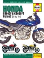 HONDA CB600F & CB600FS HORNET '98 TO '02 (3915)