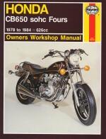 HONDA CB650 SOCH FOURS (0665)