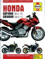 HONDA CBF1000 '06 TO '10 CB1000R '08 TO '11 (4927)