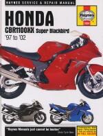 HONDA CBR1100XX SUPER BLACKBIRD '97 TO '02 (3901)