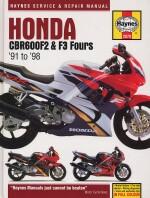 HONDA CBR600F2 & F3 FOURS '91 TO '98 (2070)