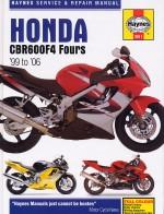 HONDA CBR600F4 FOURS '99 TO '06 (3911)