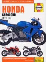 HONDA CBR600RR '03 TO '06 (4590)