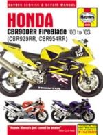 HONDA CBR900RR FIREBLADE '00 TO '03 (4060)