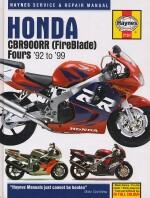 HONDA CBR900RR (FIREBLADE) FOURS '92 TO '99  (2161)