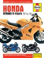 HONDA VFR800 V-FOURS '97 TO '01 (3703)