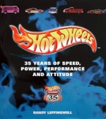 HOT WHEELS 35 YEARS OF SPEED POWER PERFORMANCE AND ATTITUDE