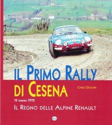 IL PRIMO RALLY DI CESENA 12 MARZO 1972