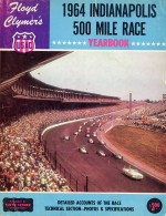 INDIANAPOLIS 500 MILE RACE YEARBOOK 1964