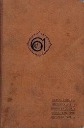 ITALA 61 DESCRIZIONE IMPIEGO SMONTAGGIO MANUTENZIONE RIPARAZIONE (ORIGINALE)