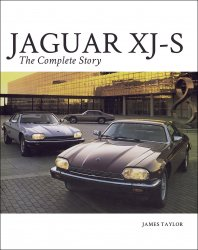 JAGUAR XJ-S: THE COMPLETE STORY