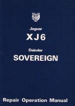 JAGUAR XJ6 DAIMLER SOVEREIGN