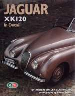 JAGUAR XK 120 IN DETAIL