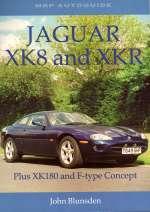 JAGUAR XK 8 AND XKR