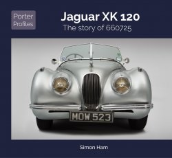 JAGUAR XK120 - THE STORY OF 660725