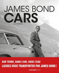 JAMES BOND CARS (FRENCH EDITION)