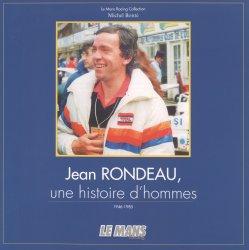 JEAN RONDEAU UNE HISTOIRE D'HOMMES 1946-1985