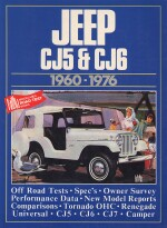 JEEP CJ5 & CJ6 1960-1976