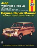 JEEP WAGONEER & PICKUP (50029)